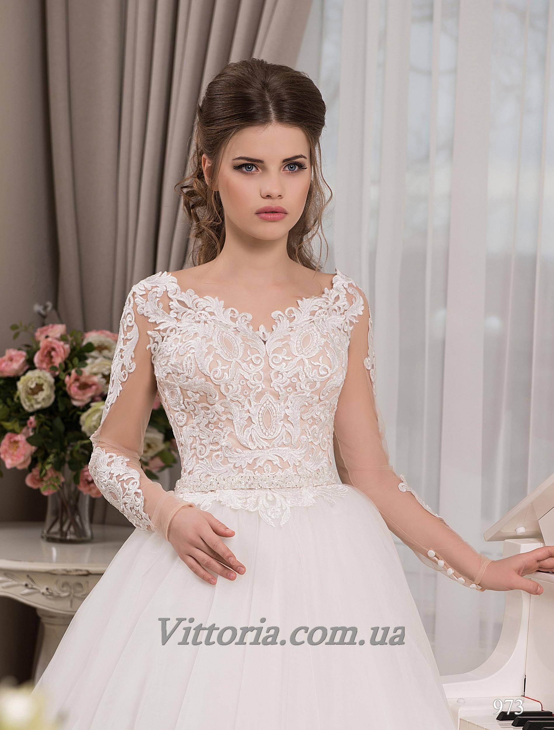 Свадебное платье Модель 17-973