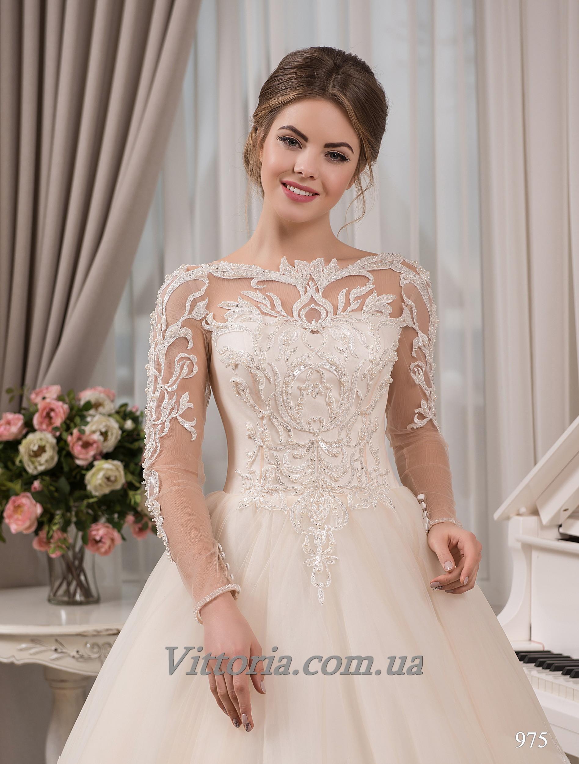 Свадебное платье Модель 17-975