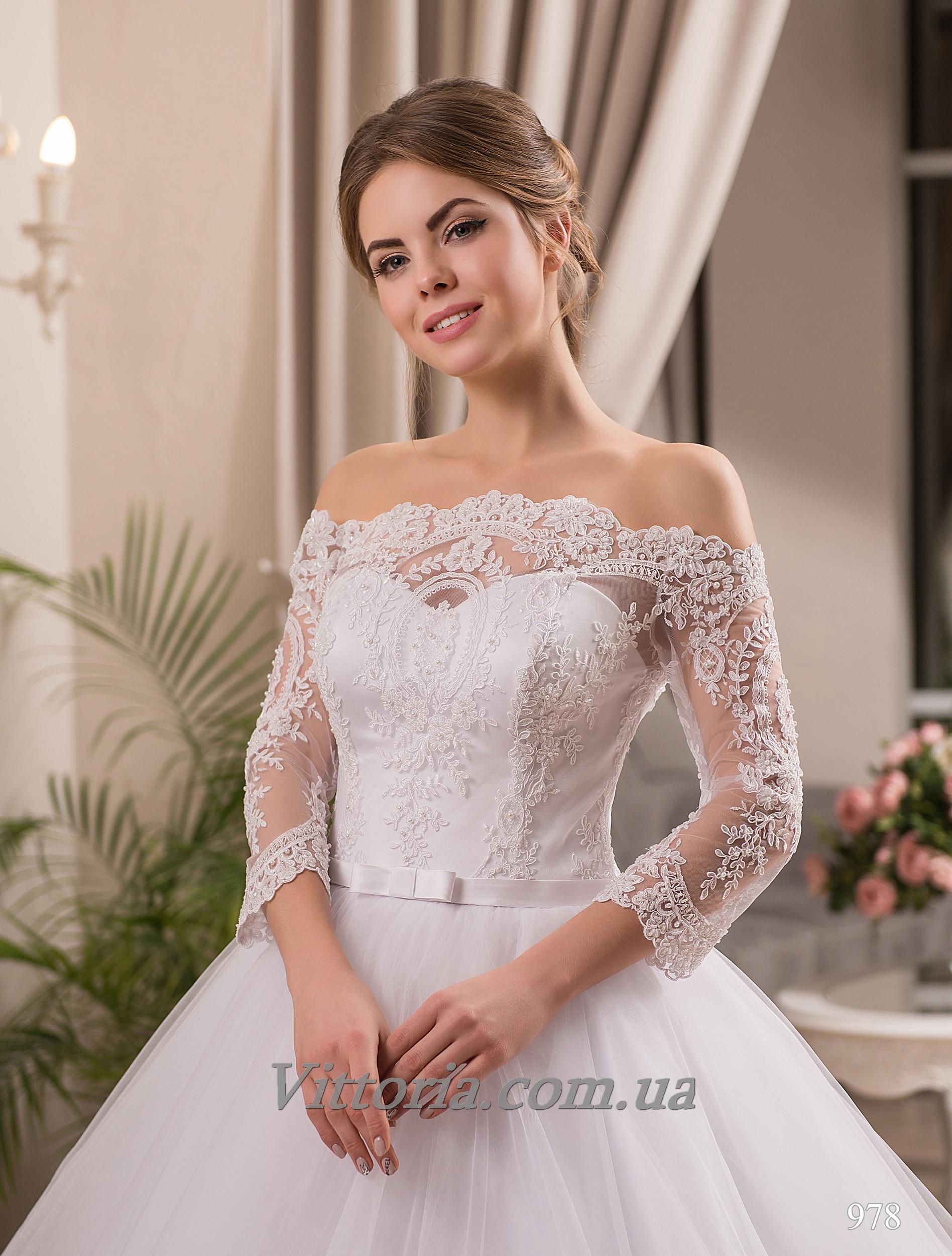 Свадебное платье Модель 17-978