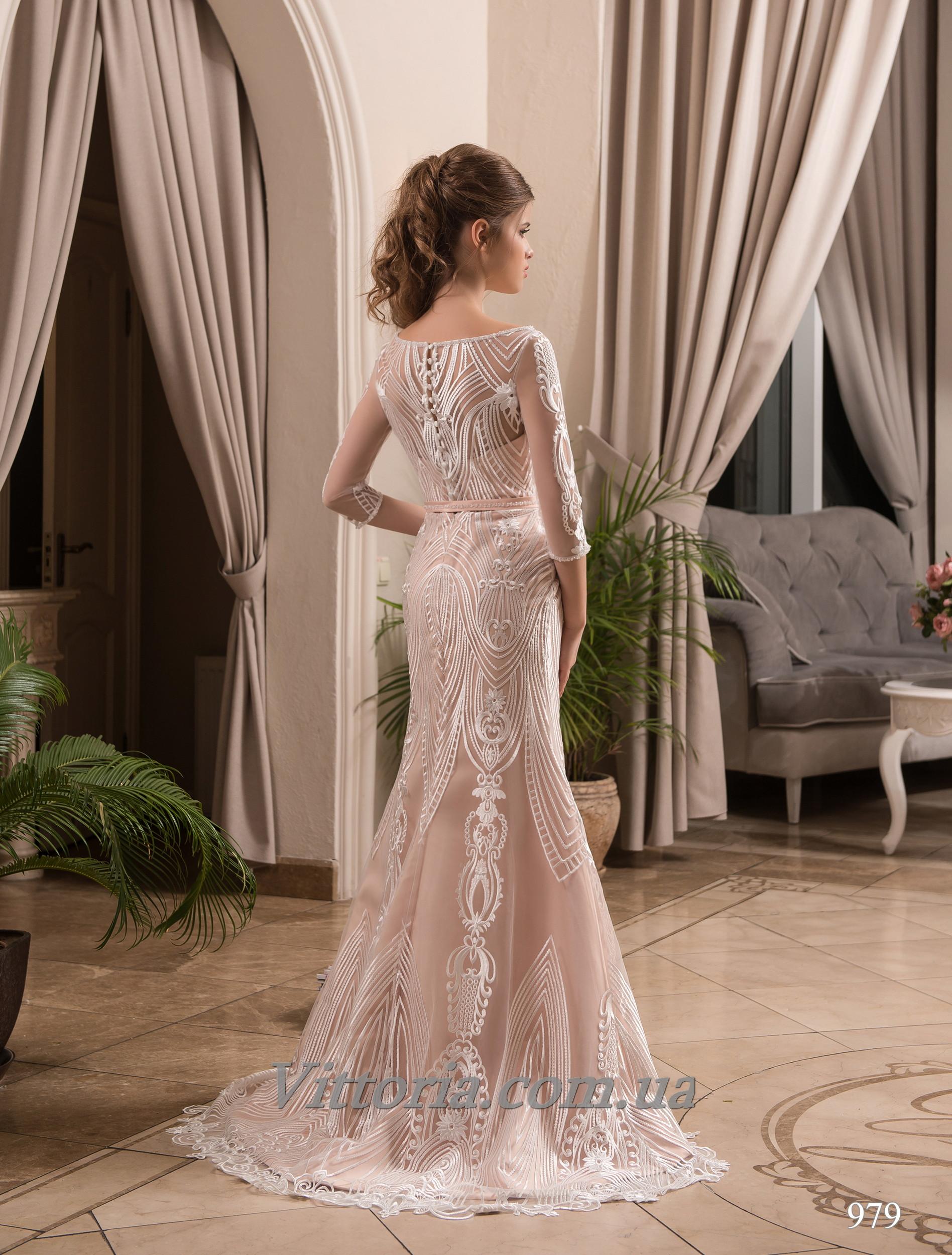 Свадебное платье Модель 17-979