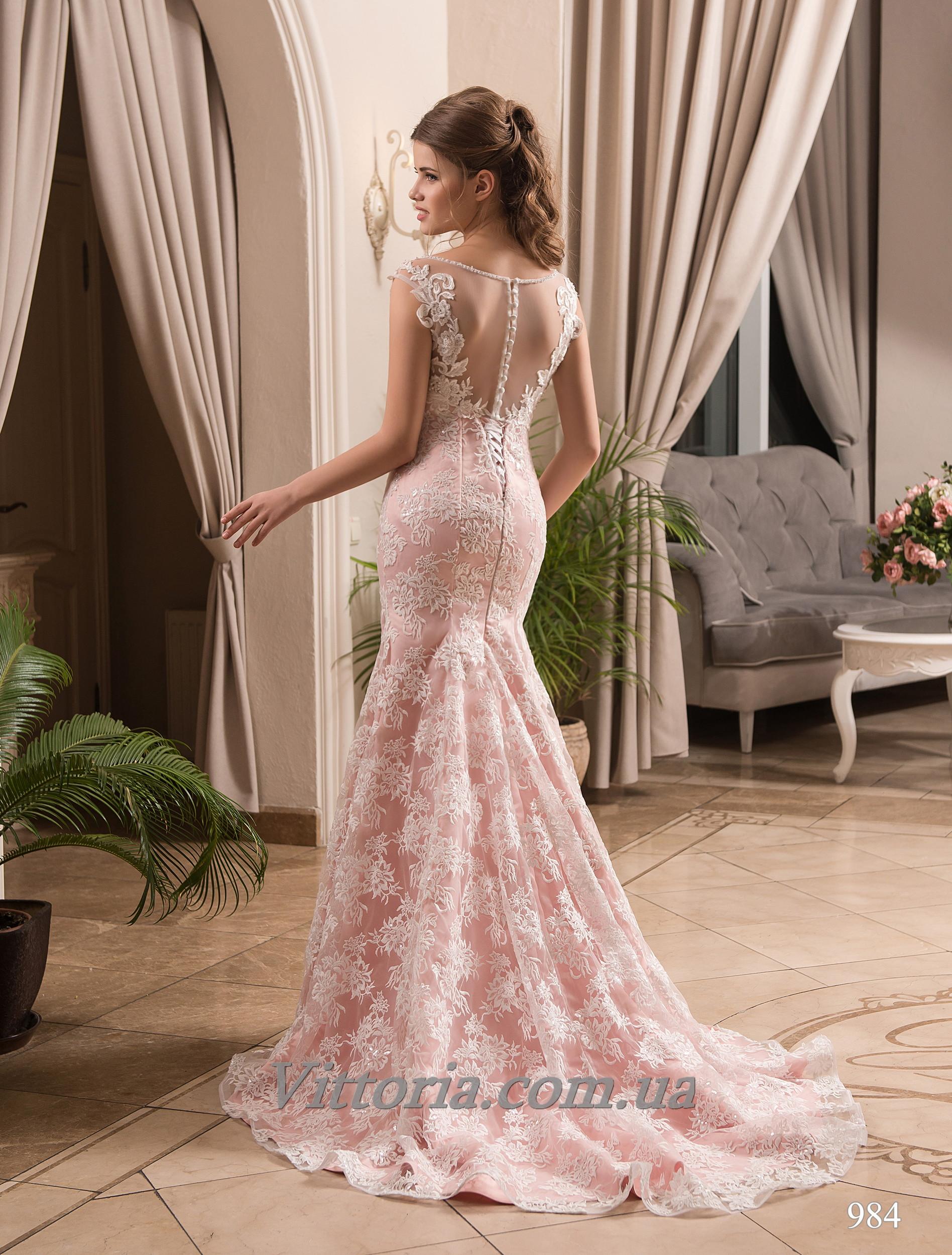 Свадебное платье Модель 17-984