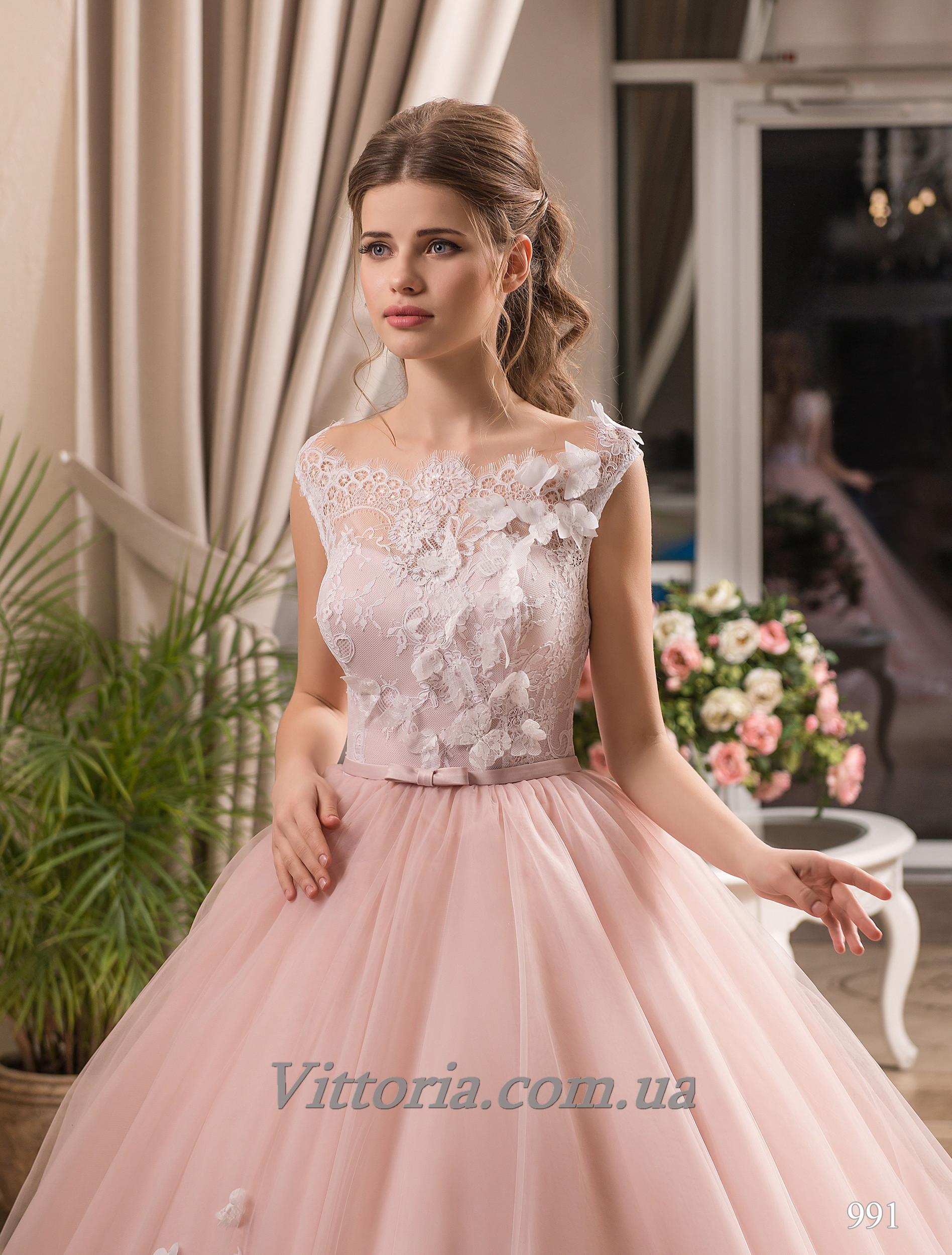 Свадебное платье Модель 17-991