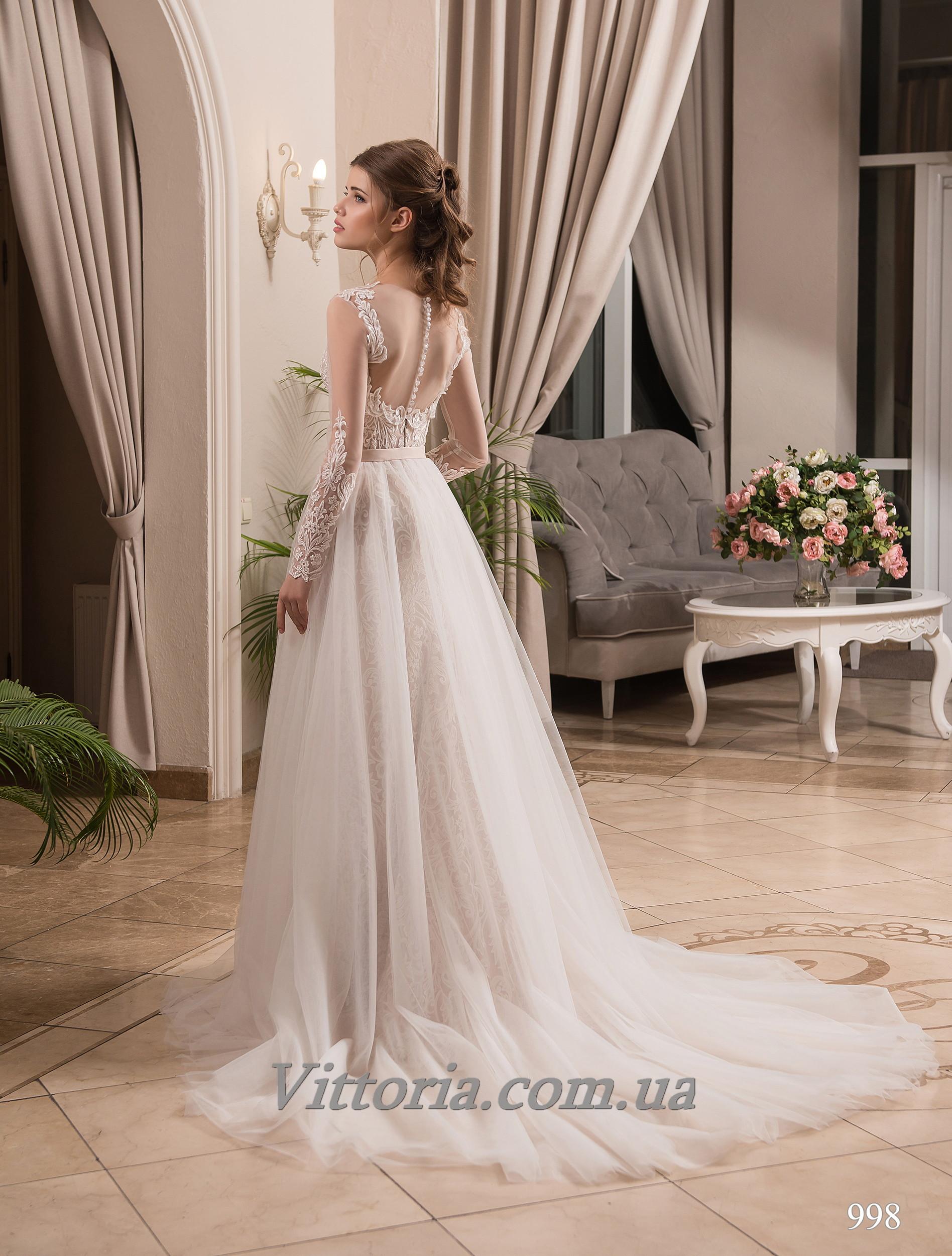 Свадебное платье Модель 17-998
