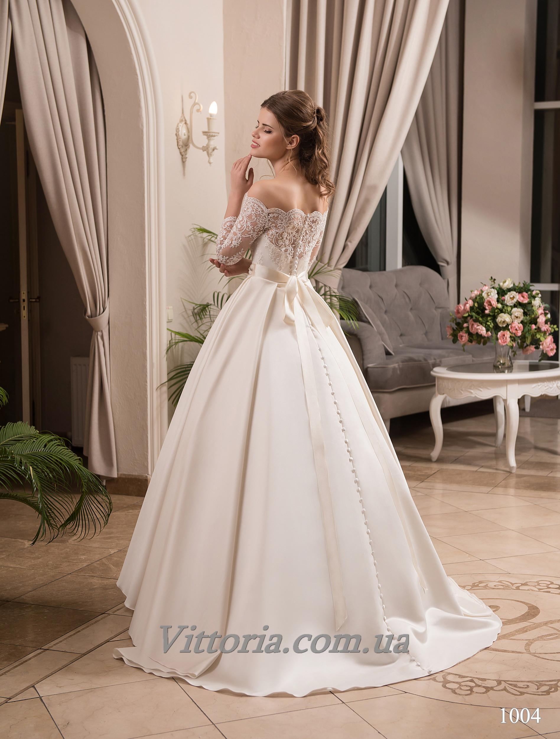 Свадебное платье Модель 17-1004