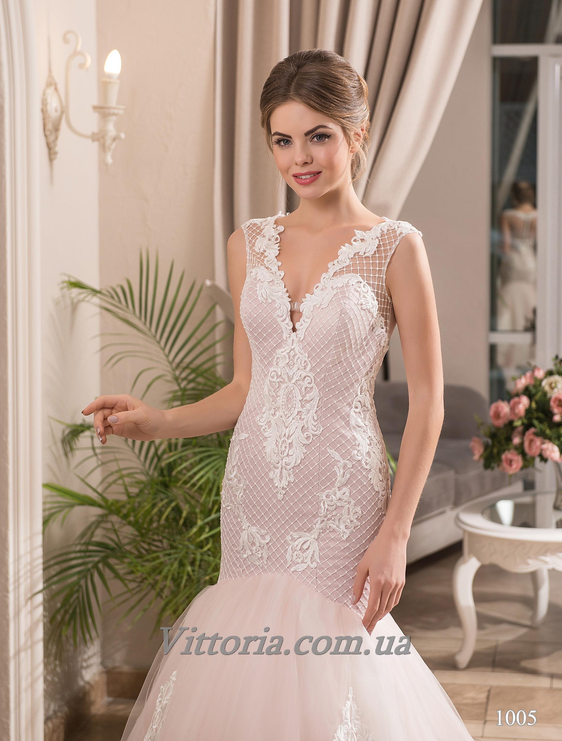 Свадебное платье Модель 17-1005