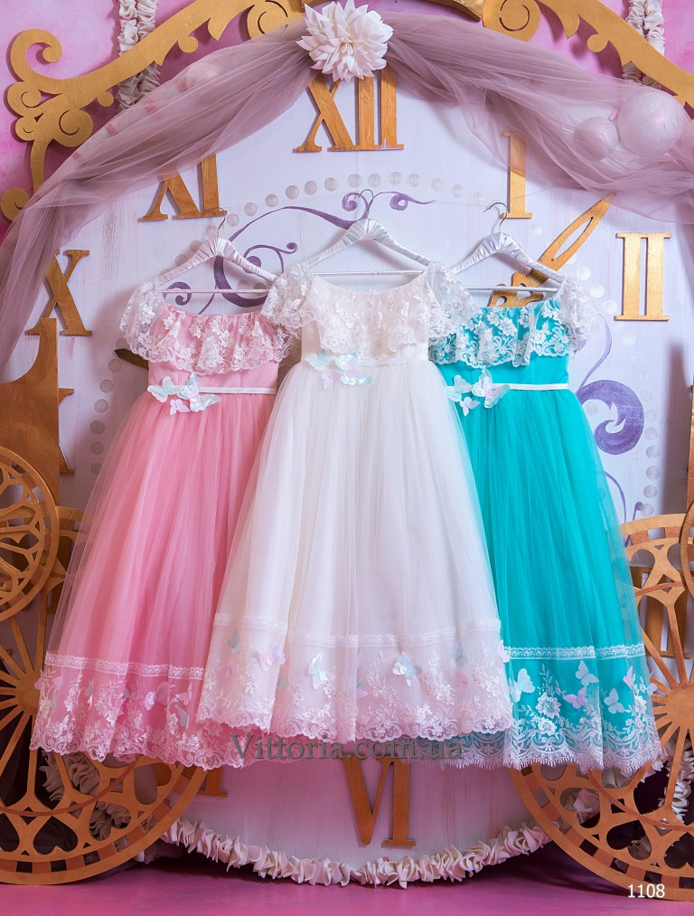 Детское платье 1108