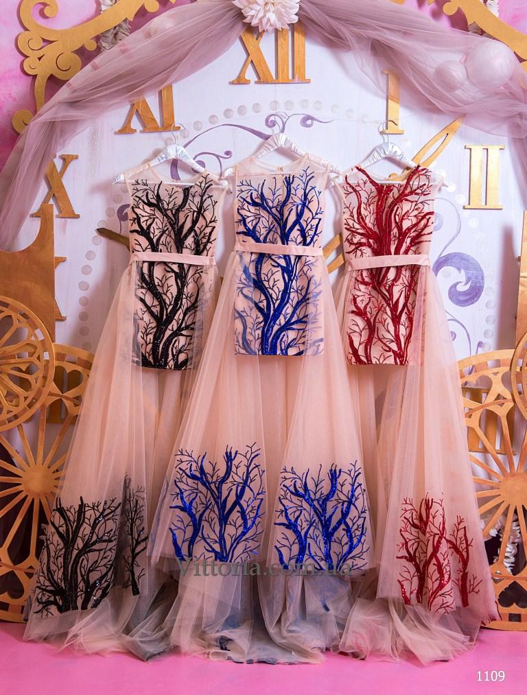 Детское платье 1109