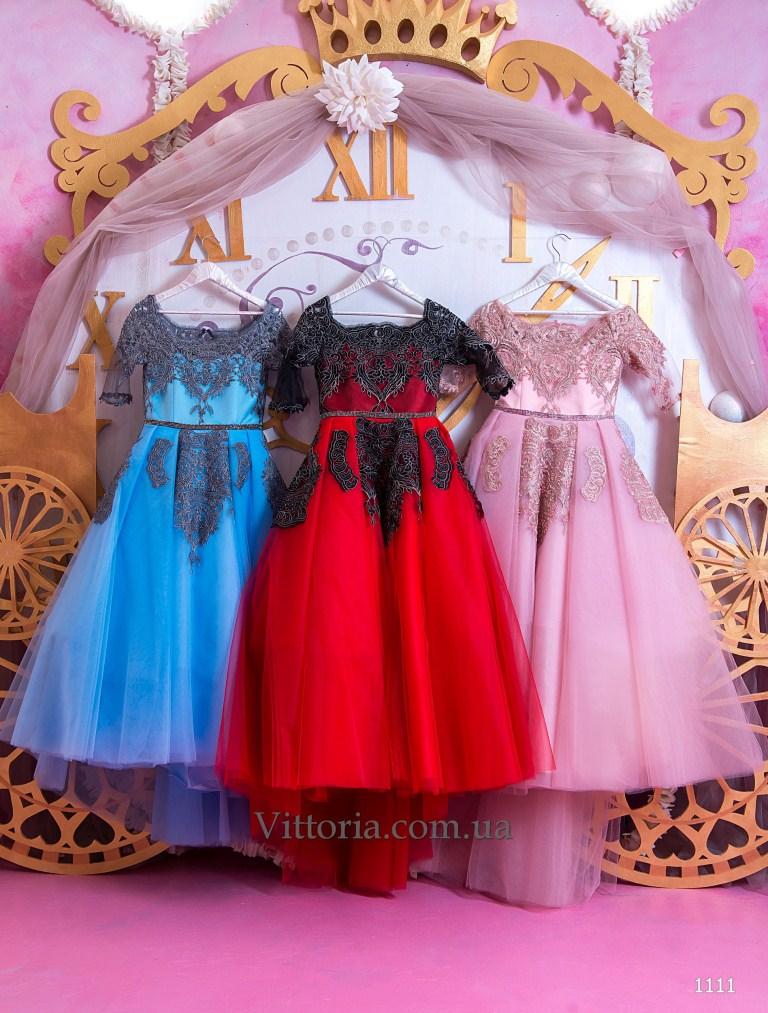 Детское платье 1111