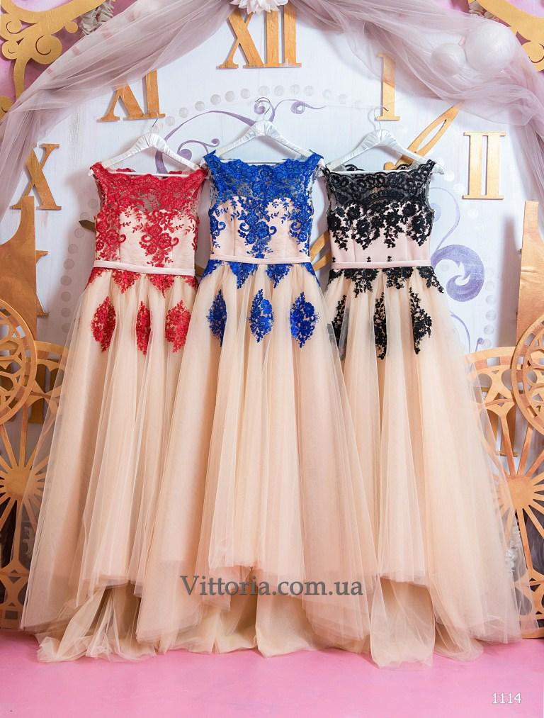 Детское платье 1114
