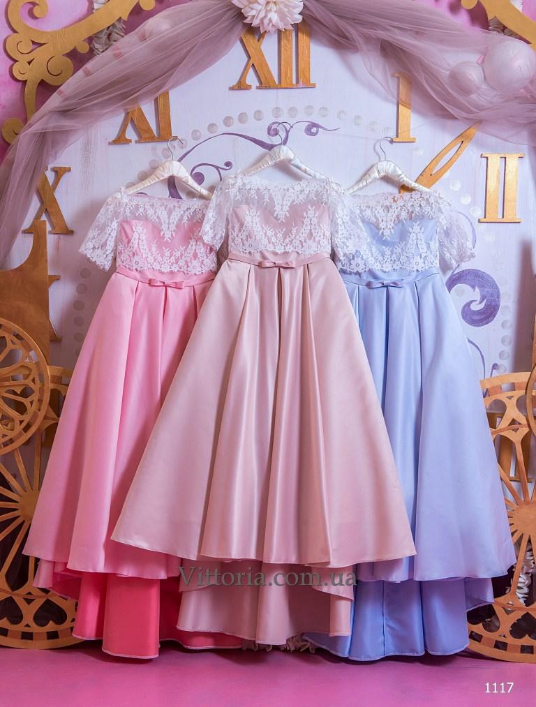Детское платье 1117