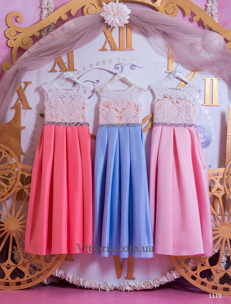 Детское платье 1119