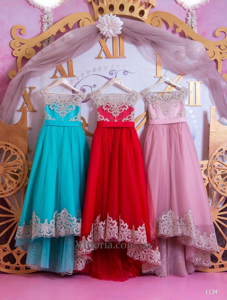 Детское платье 1134