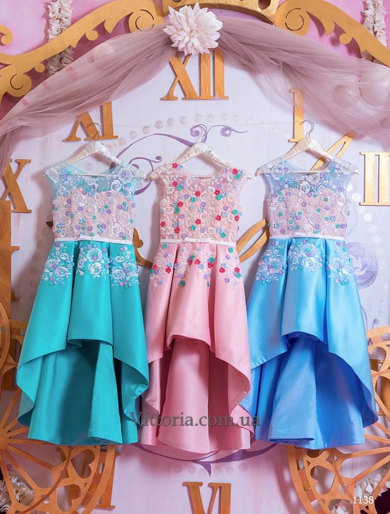 Детское платье 1138