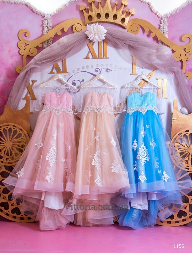 Детское платье 1156