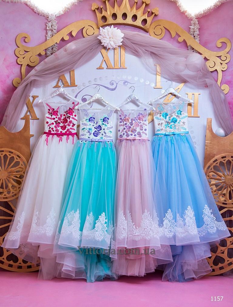Детское платье 1157