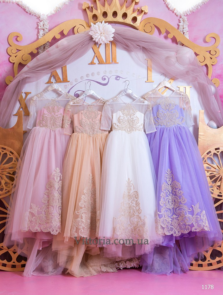 Детское платье 1178