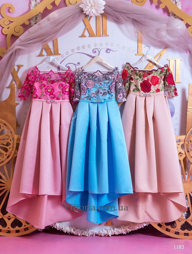 Детское платье 1183