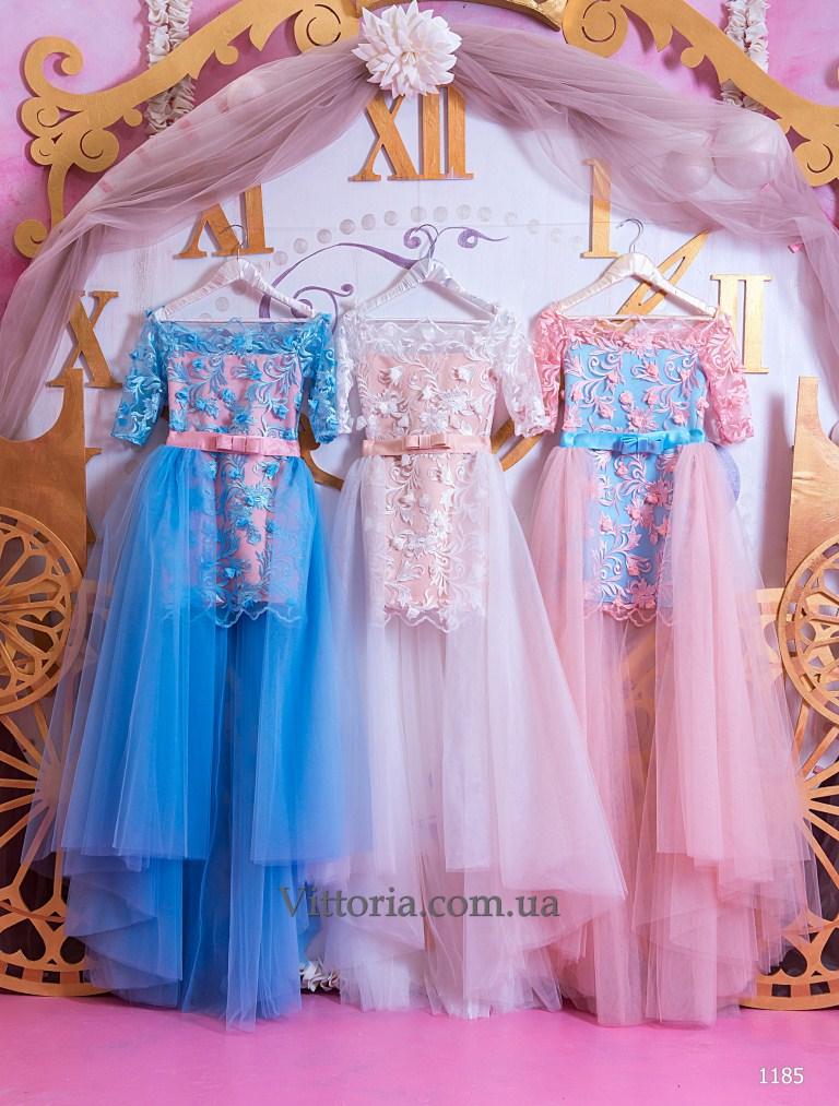 Детское платье 1185