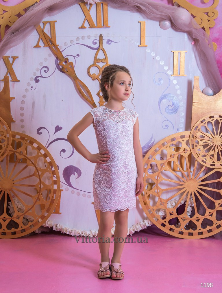 Детское платье 1198