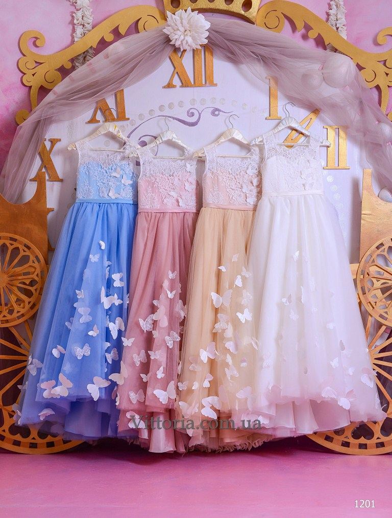 Детское платье 1201