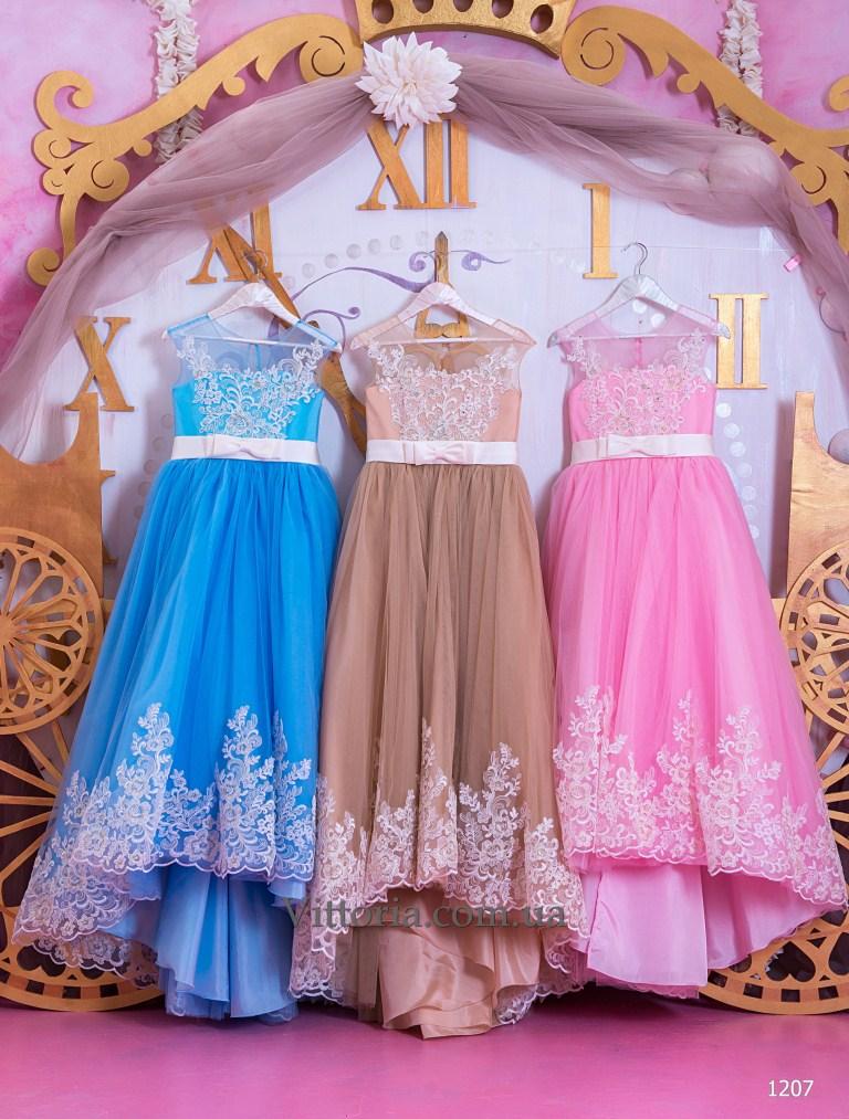 Детское платье 1207