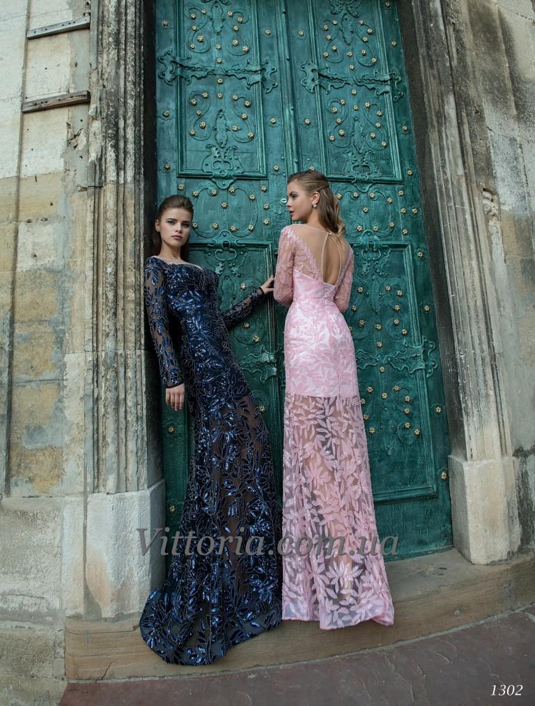 Вечернее платье 1302