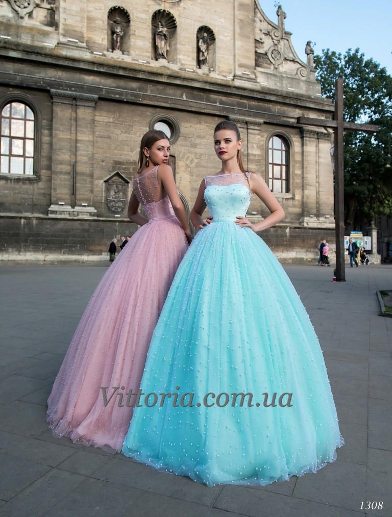 Вечернее платье 1308