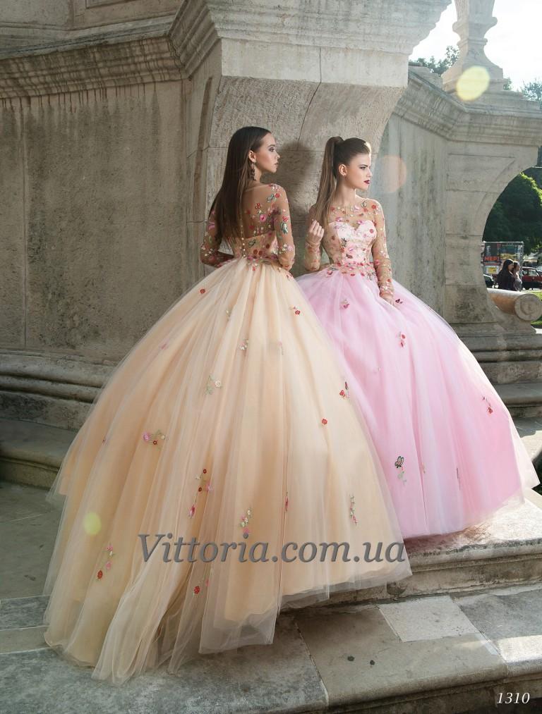 Вечернее платье 1310