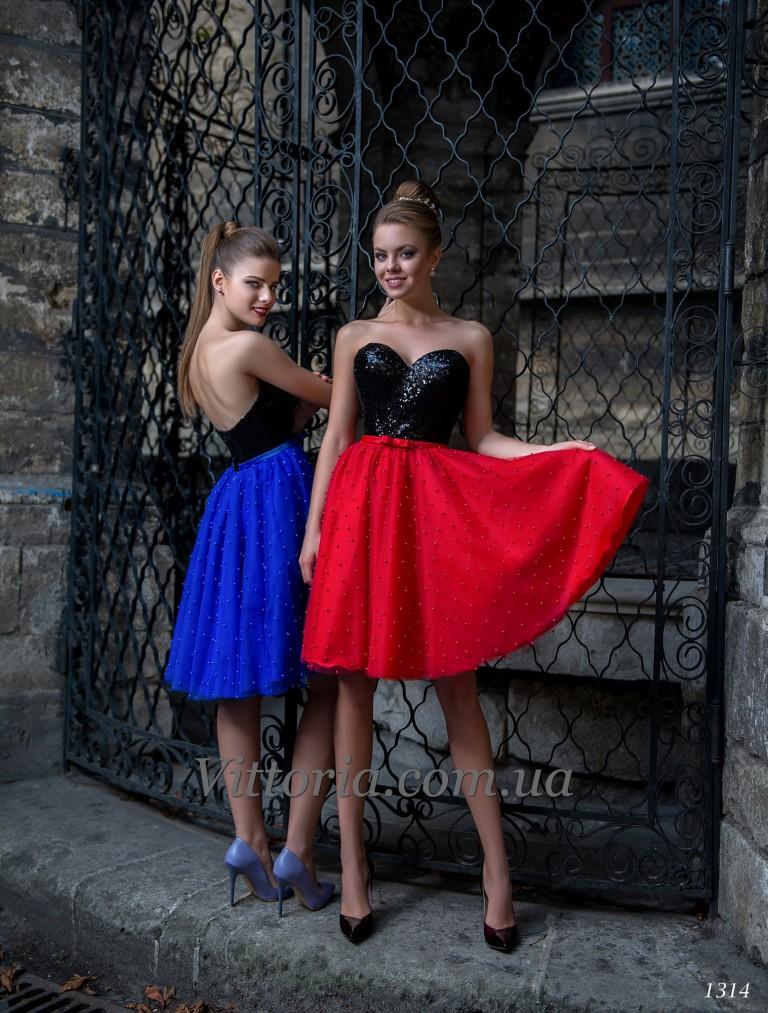 Вечернее платье 1314