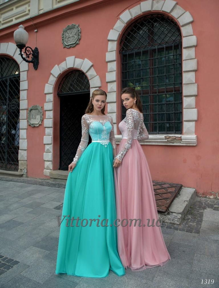 Вечернее платье 1319