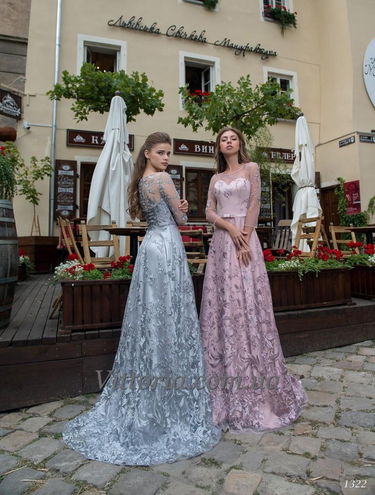 Вечернее платье 1322