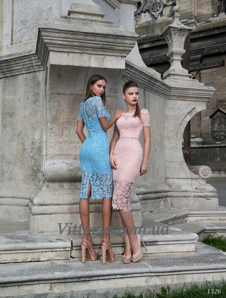 Вечернее платье 1326