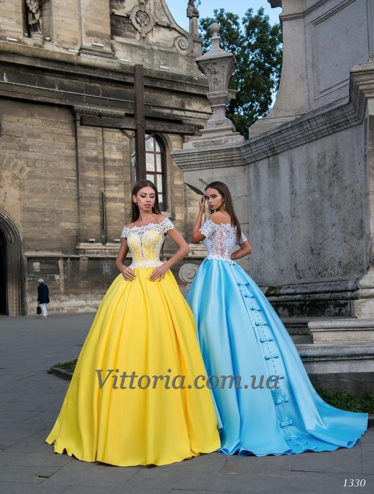 Вечернее платье 1330