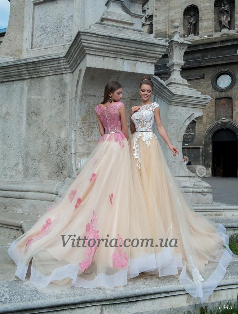 Вечернее платье 1345