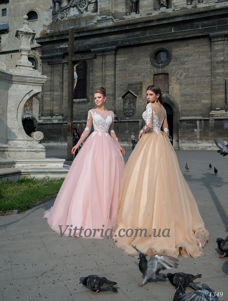 Вечернее платье 1349