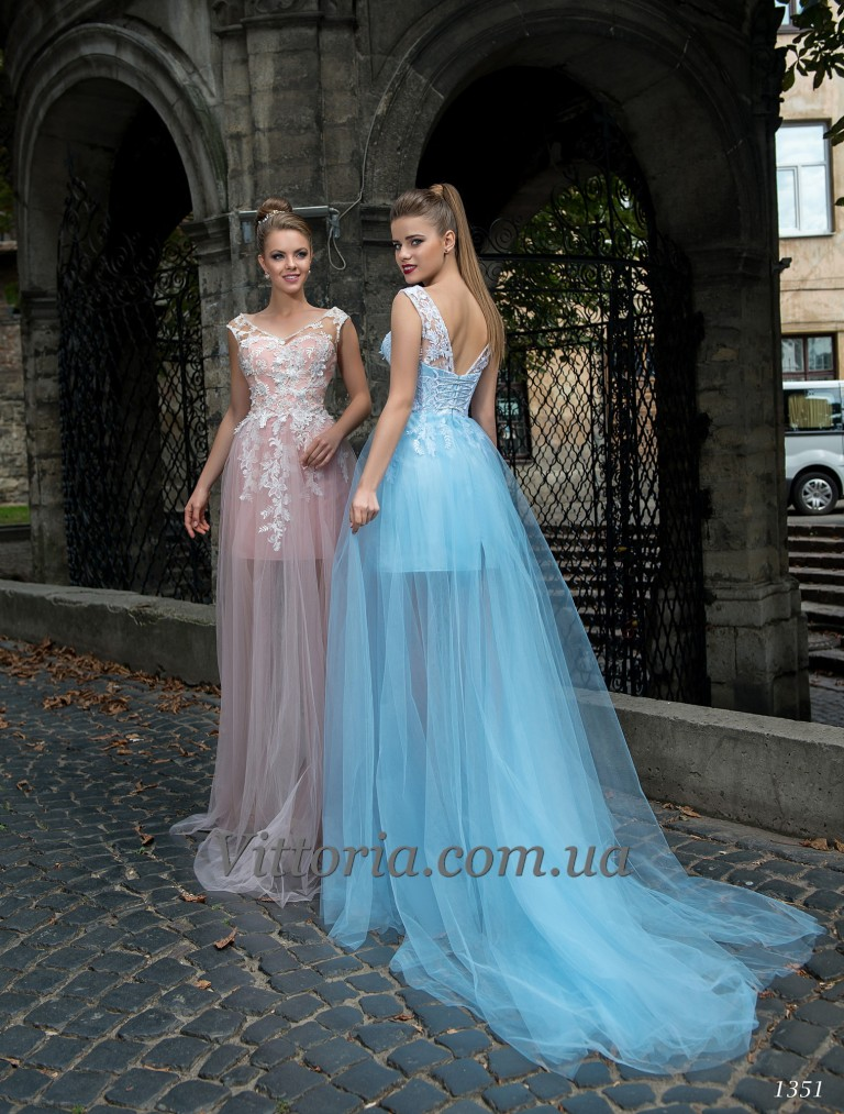 Вечернее платье 1351