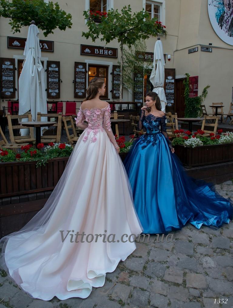 Вечернее платье 1352