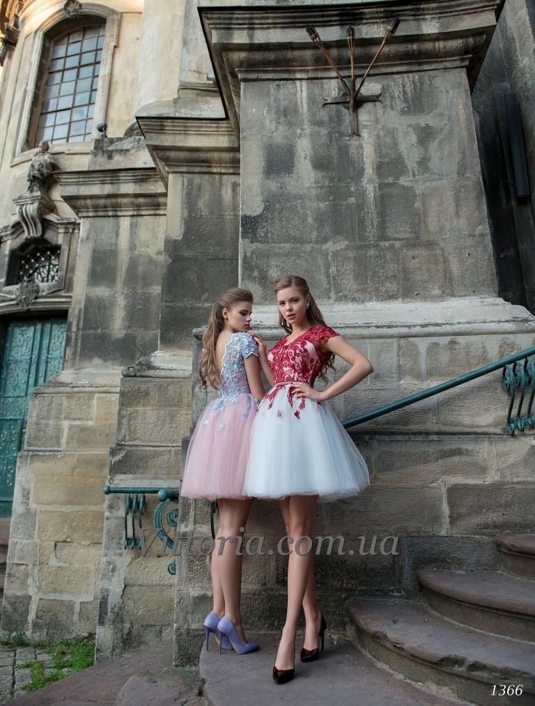 Вечернее платье 1366