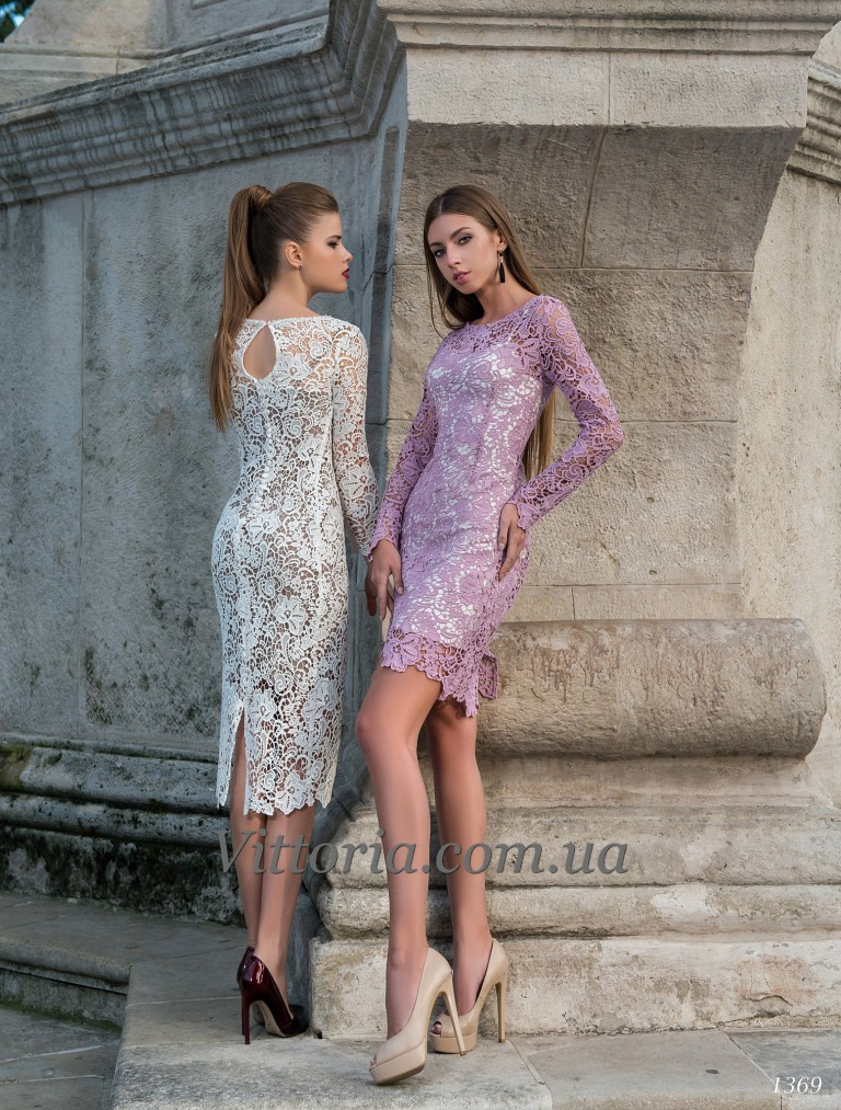 Вечернее платье 1369