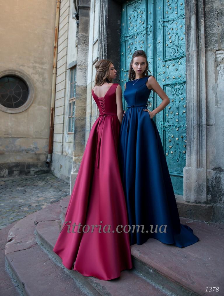 Вечернее платье 1378