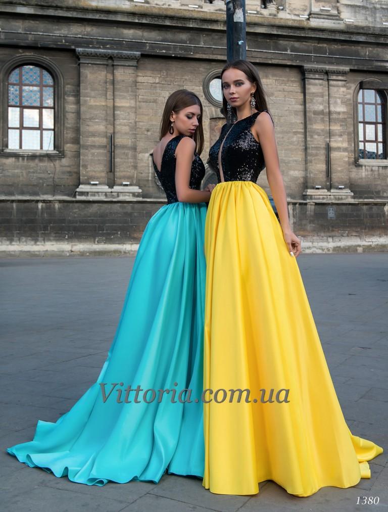 Вечернее платье 1380