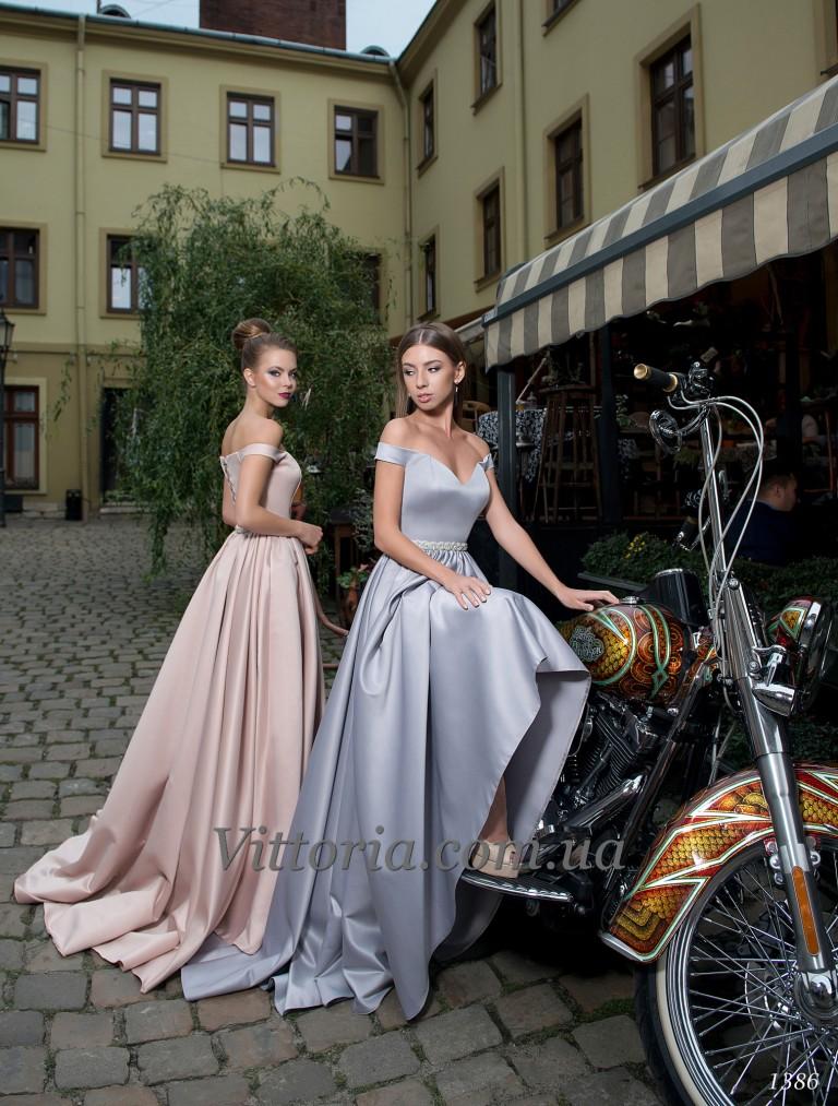 Вечернее платье 1386