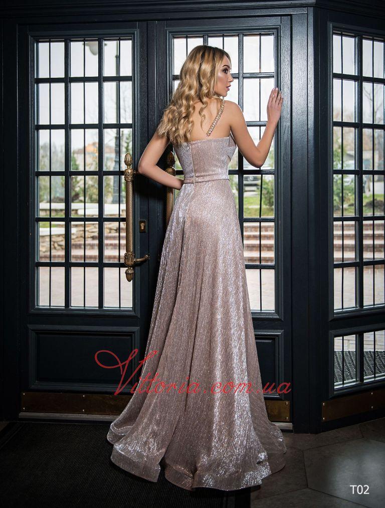 Вечернее платье T02