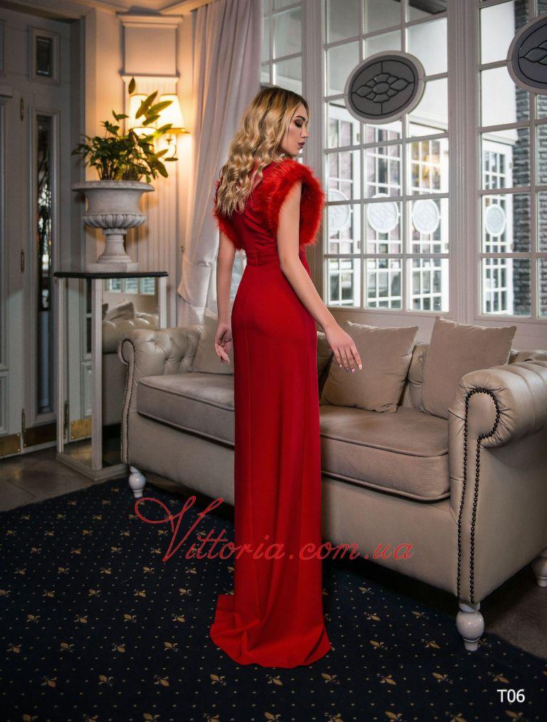 Вечернее платье T06