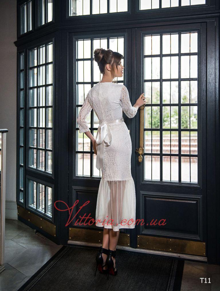 Вечернее платье T11