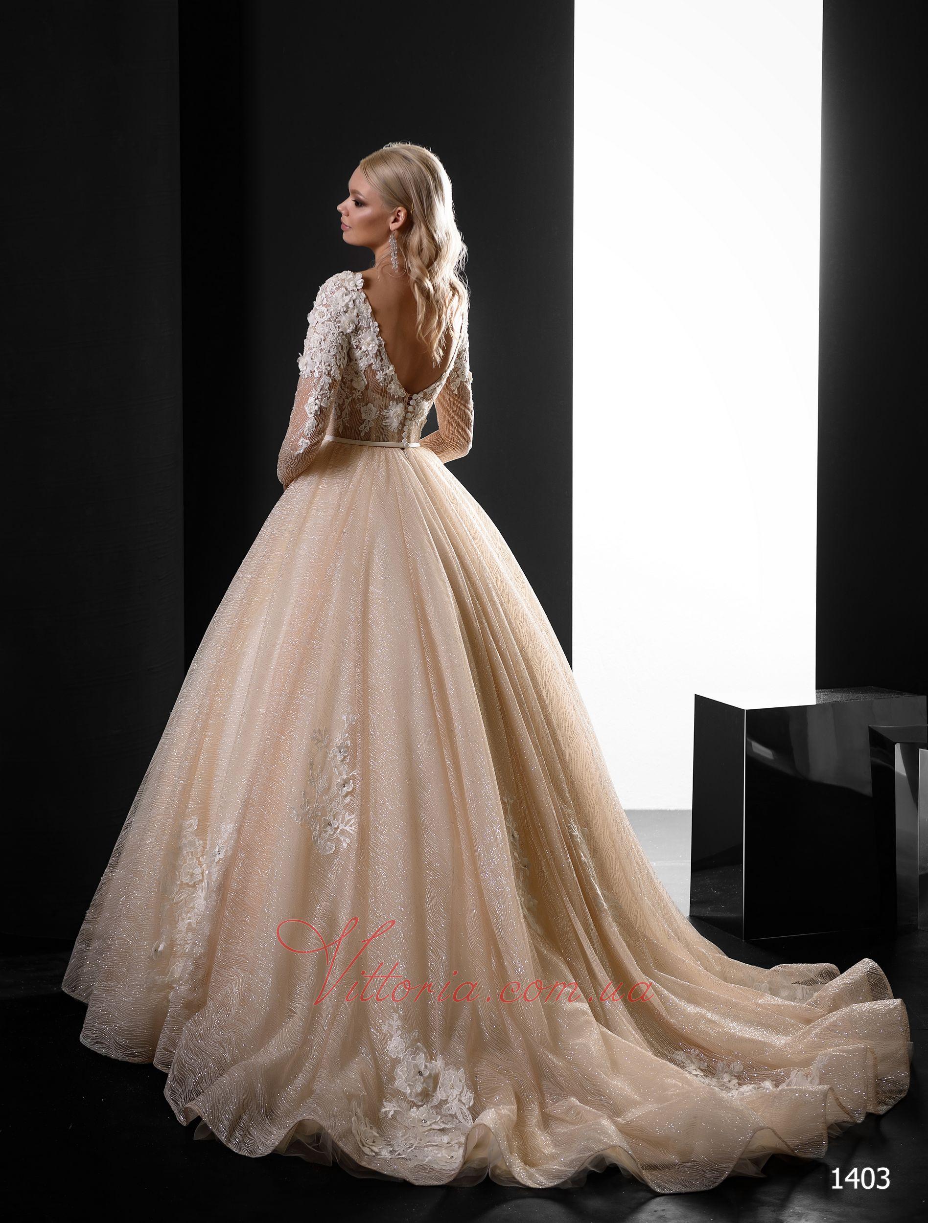Свадебное платье Модель 1403