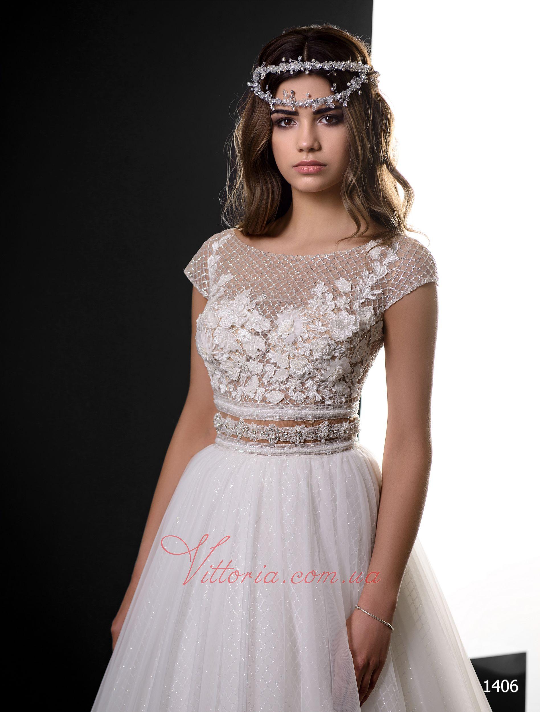 Свадебное платье Модель 1406