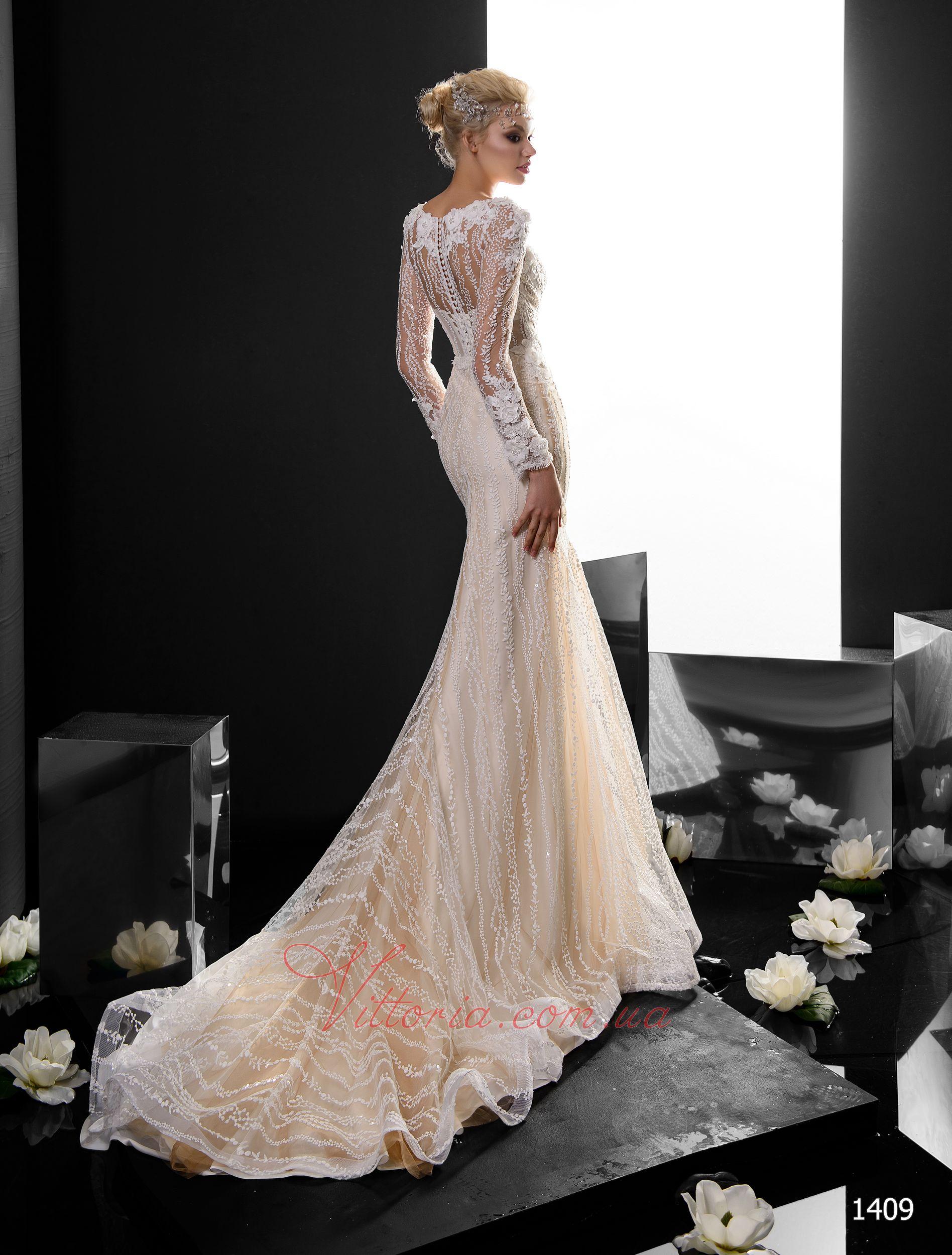 Свадебное платье Модель 1409