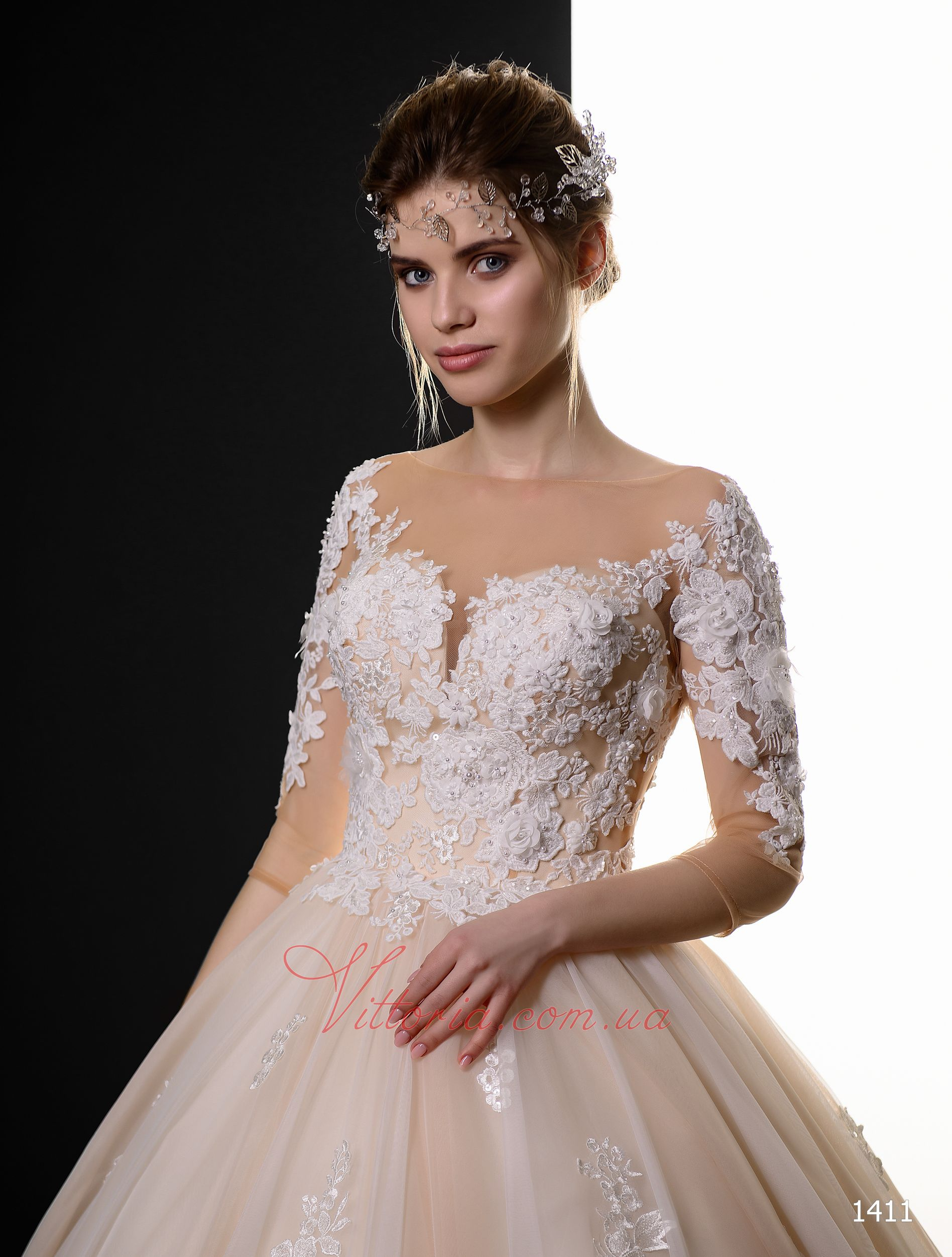 Свадебное платье Модель 1411