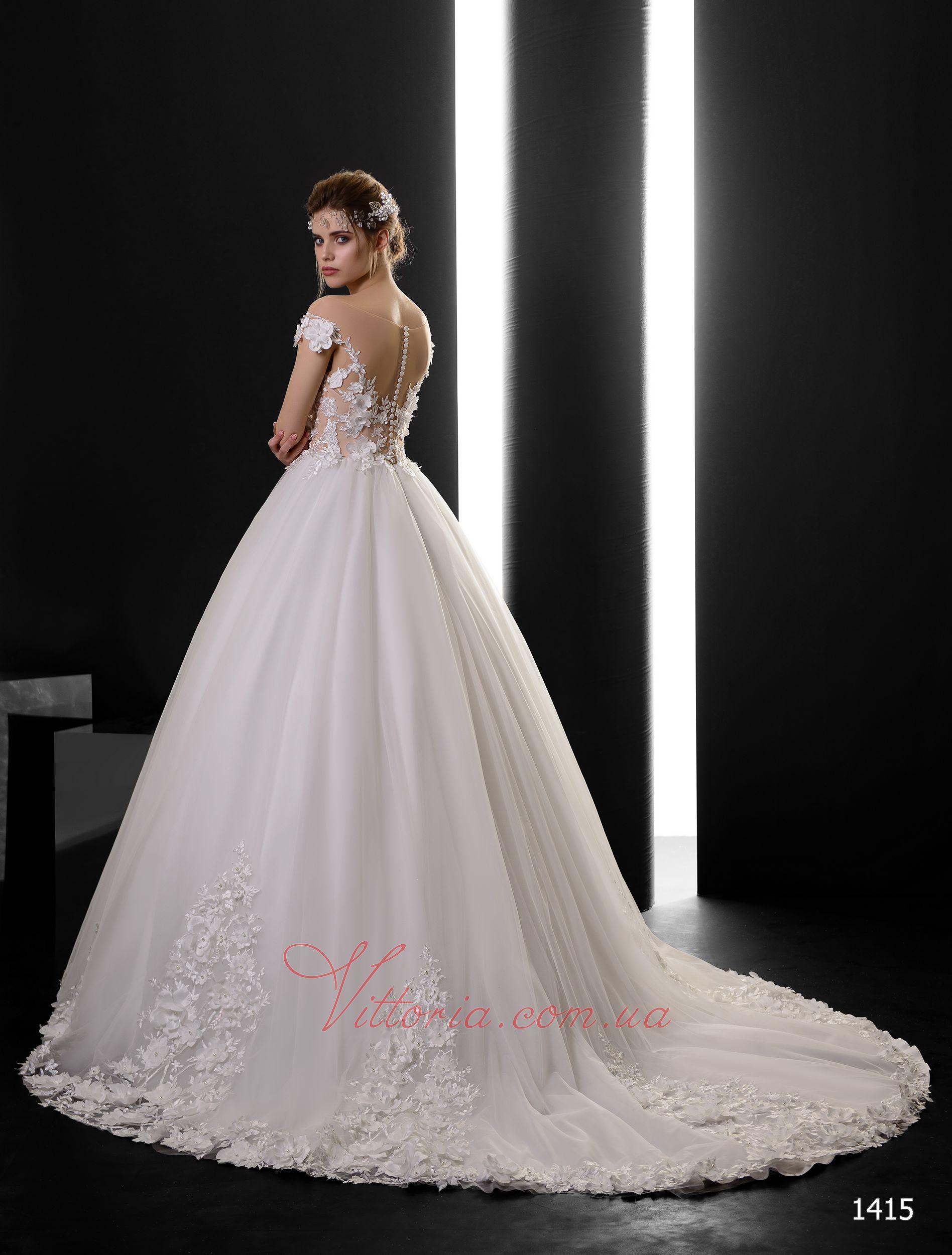 Свадебное платье Модель 1415